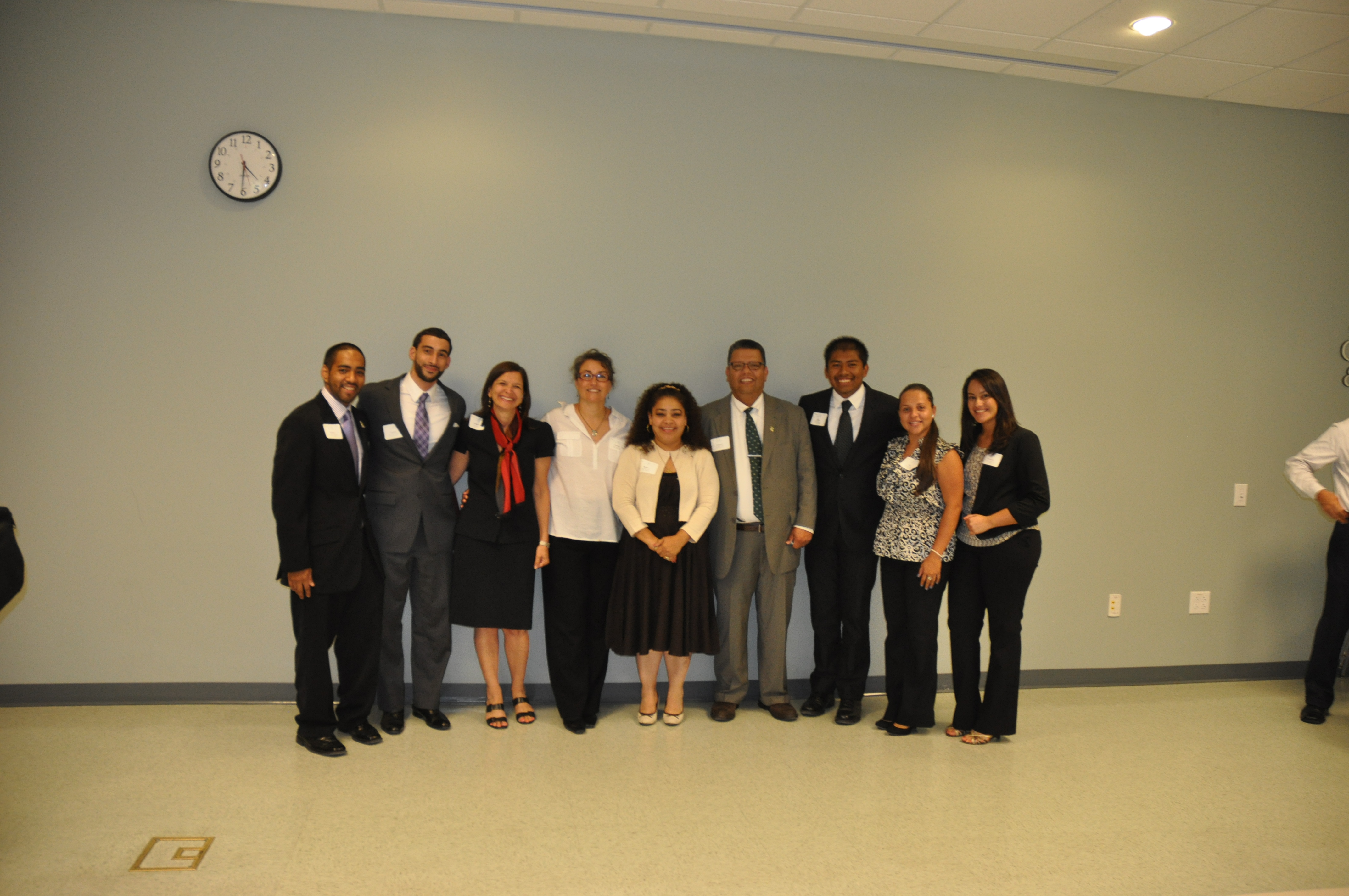2nd Annual UNC Hispanic / Latino Faculty Forum group